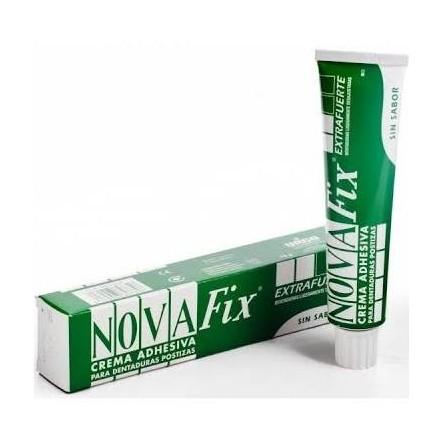 Novafix extra fuerte adhesivo protesis 75 g