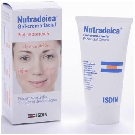 Nutradeica isdin gel crema facial 50 ml