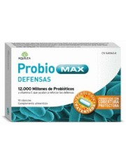 Aquilea probiomax defensas adultos 10 capsulas