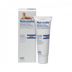 Nutraisdin isdin hidratacion facial y piel sensible 50 ml