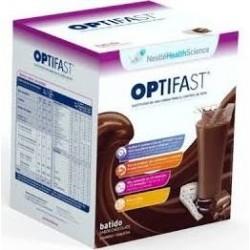 Optifast batido chocolate 9 sobres 47 gr
