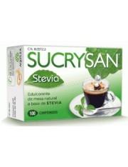 Sucrysan stevia 100 comprimidos