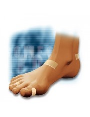 Parches dedos protector adhesivo silicona 4 unidades cc-228 comforsil