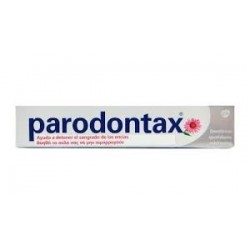 Parodontax dentifrico blanqueante 75 ml