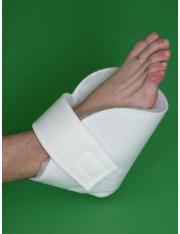 Patuco antiescara izquierdo ortotex