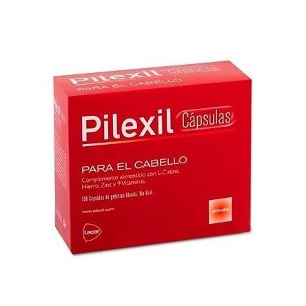 Pilexil anticaida complemento nutricional para el cabello 150 capsulas
