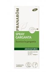 Pranarom quimiotipado aromaforce spray suavizante y calmante de la garganta + 3 años 15 ml