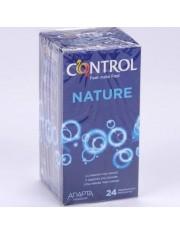 Preservativos control adapta nature 24 unidades