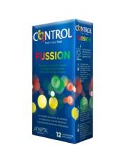 Preservativos control adapta sex fussion 12 unidades.