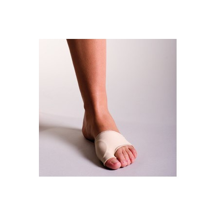 Protector juanete silicona farmalastic talla pequeña ( nº de pie 36-38 ) cinfa