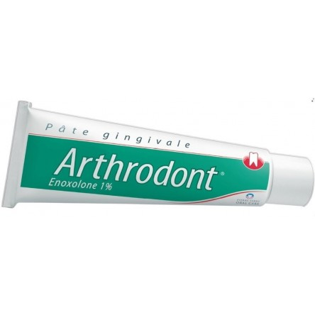 Arthrodont pasta dental 80 g pierre fabre