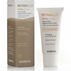 Retises 0.25% sesderma crema antiarrugas regeneradora 30 ml