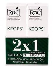 Roc keops desodorante bola sin alcohol duplo