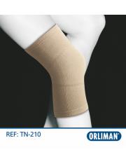 Rodillera orliman.elastica tn-210 talla-3