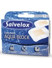 Salvelox apositos especiales cura rapid aqua block 2 tamaños