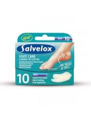 Salvelox apositos hidrocoloides talon y dedos mix 10 apositos 2 tamaños