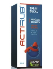 Sante verte acti rub spray bucal 15 ml