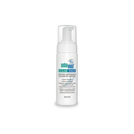 Sebamed clear face espuma limpiadora 150 ml