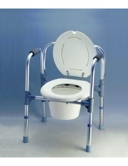 Silla wc.graduable con respaldo ad-905