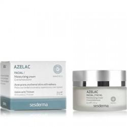 Azelac sesderma crema hidratante con tendecia acneica cuperosis y con rojeces 50 ml.