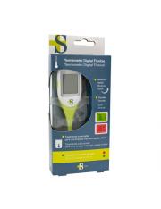 Termometro clinico digital sanitec solutions bc0509 pantalla grande