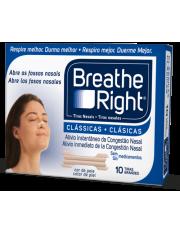 Tiras nasales breathe right grande 10 unidades