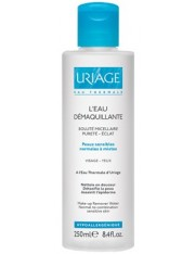 Uriage agua desmaquillante piel normal mixta 250 ml