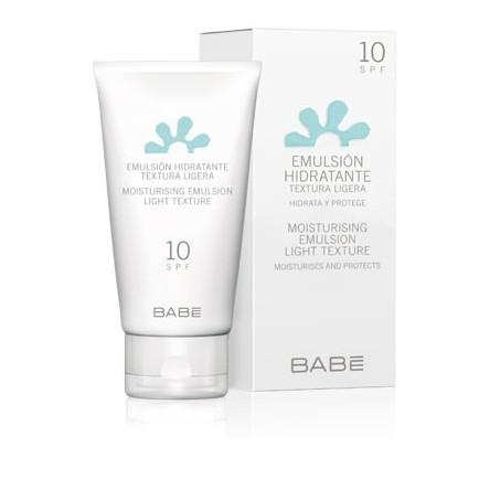 Babe emulsion hidratante fps 10 50 ml