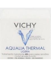 Vichy aqualia thermal ligera piel sensible tarro hidratante 50 ml