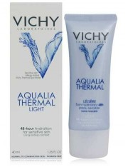 Vichy aqualia thermal ligera piel sensible tubo hidratante 40 ml