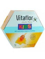 Vitaflor jalea real kids ampollas bebibles 10 ml 20 ampollas