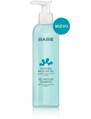 Babe gel micelar calmante 250 ml