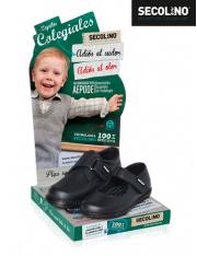 Zapato colegial niño numero 32 secolino