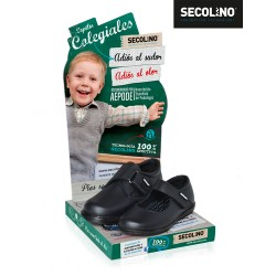 Zapato colegial niño numero 41 secolino