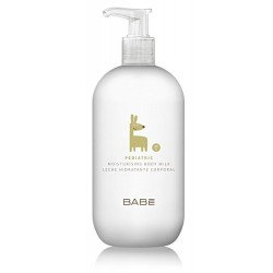 Babe pediatric leche hidratante 500 ml
