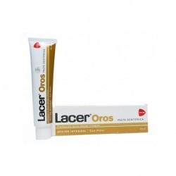 Lacer oros 2500 pasta dentifrica 75 ml