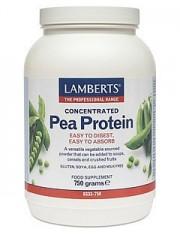 Pea protein (proteina del guisante) 750 gr.polvo (aminoacidos) lamberts