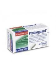 Probioguard 4 cepas prebioticas (ayuda digestiva) 60 capsulas lamberts