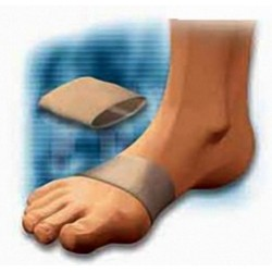 Banda pie abierto elastica sin boveda comforsil t- peq 1 cc-254