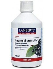 Imuno strength (concentrado frutas) 500 ml. lamberts