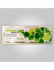 Hidrafan gelatina limon tarrinas 3 x 125ml