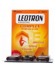 Leotron complex angelini 60 capsulas