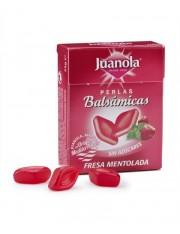 Juanola perlas 25 g fresa mentolada