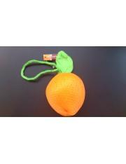 Beter esponja nylon tutti frutty fruta naranja
