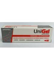 Unigel aposito cicatrizante esteril tubo 5 g
