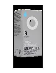 Interapothek gotas oftalmicas con hialuronato 6 ml