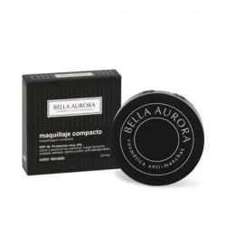 Bella aurora maquillaje compacto spf50 bronceado 9 g