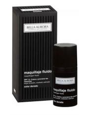 Bella aurora maquillaje fluido spf12 dorado 30 ml