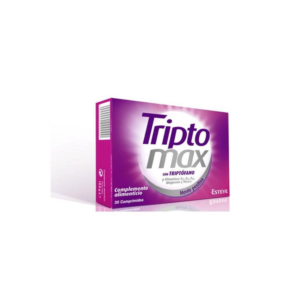 triptomax 30 comprimidos privafarma. Black Bedroom Furniture Sets. Home Design Ideas