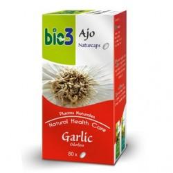 Bie3 ajo naturcaps 80 capsulas